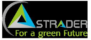 Logo entreprise strader